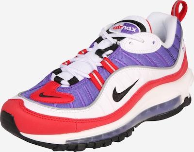 Nike Sportswear Sneaker 'Women's Nike Air Max 98 Shoe' in lila / rot / weiß, Produktansicht