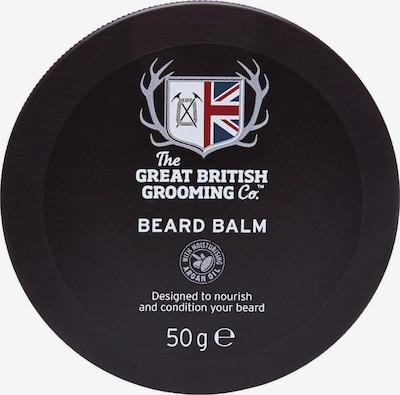 The Great British Grooming Co. Bartbalsam in schwarz / weiß, Produktansicht
