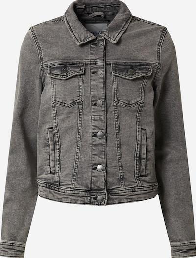ONLY Jeansjacke in grey denim, Produktansicht