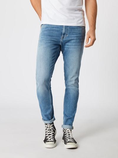 Tiger of Sweden Jeans 'Evolve' in blue denim: Frontalansicht