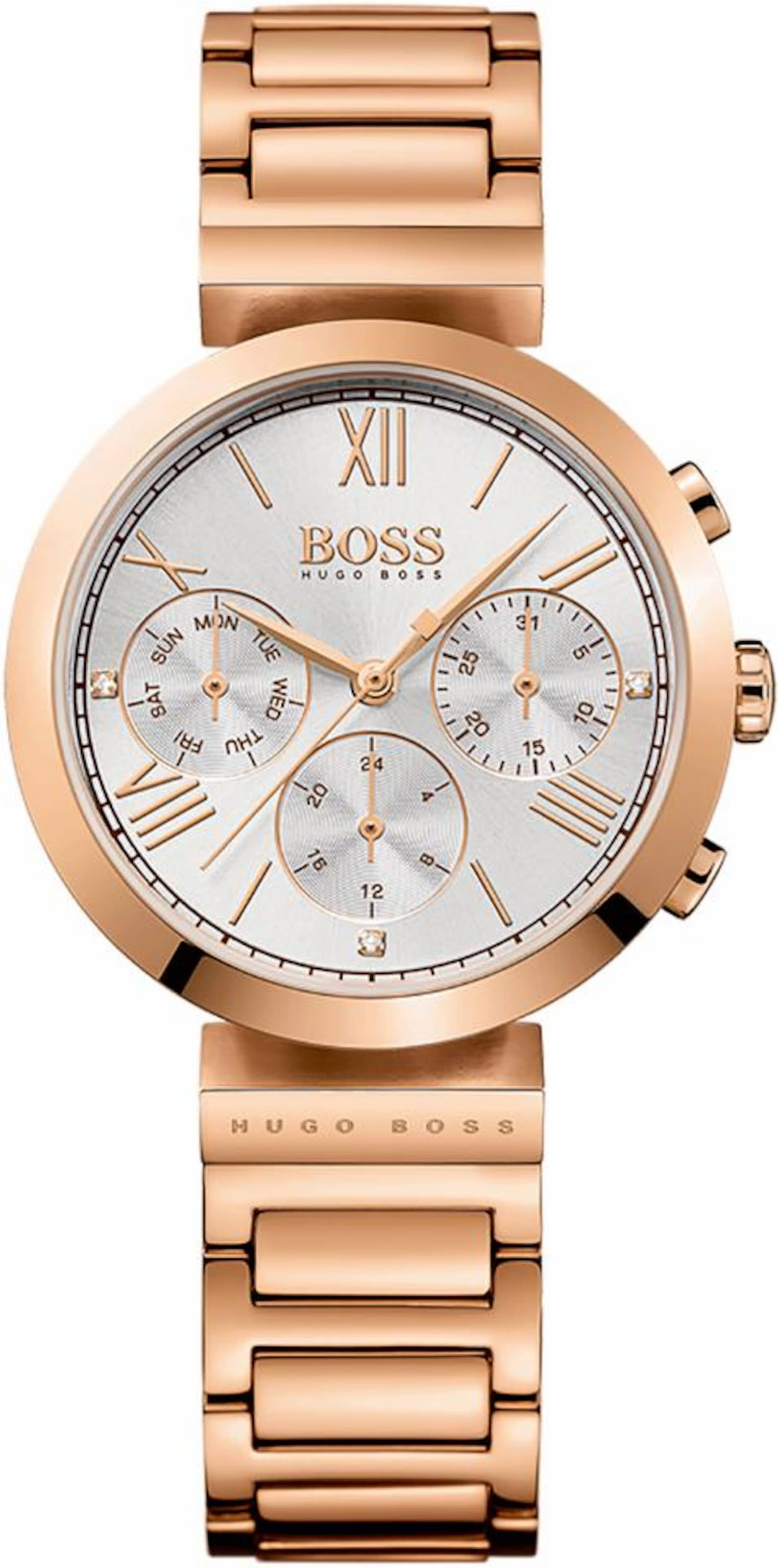 BOSS Boss Multifunktionsuhr »Classic Women Sport, 1502399«