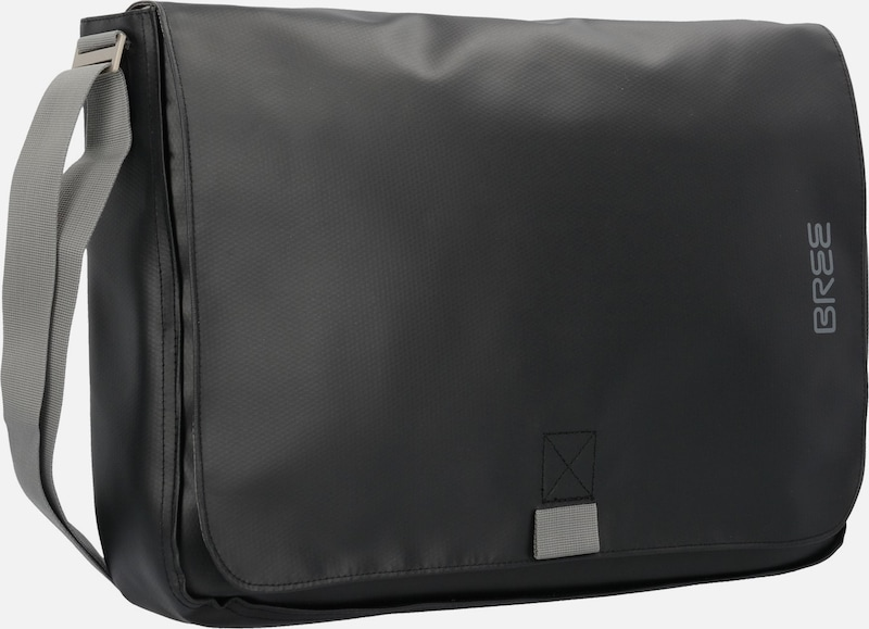 BREE 'Punch 711 Messenger' 41 cm Laptopfach