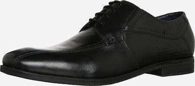 bugatti Klassischer in schwarz, Produktansicht