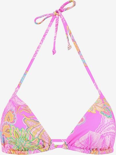 Shiwi Bikinitop 'Palawan Tess triangle top' in de kleur Gemengde kleuren, Productweergave