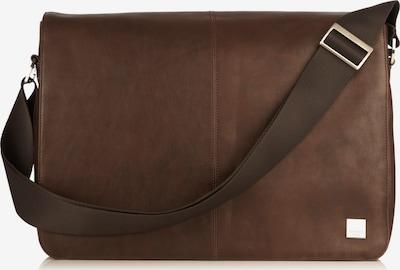 KNOMO Umhängetasche in hellblau / braun, Produktansicht