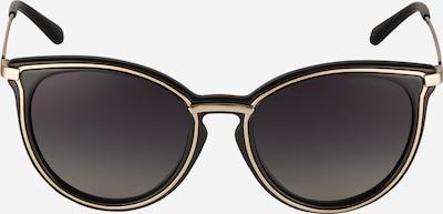 Michael Kors Sunčane naočale '0MK1077' u zlatna / crna, Pregled proizvoda