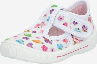 SUPERFIT Schuhe 'Bully' in mischfarben / weiß, Produktansicht