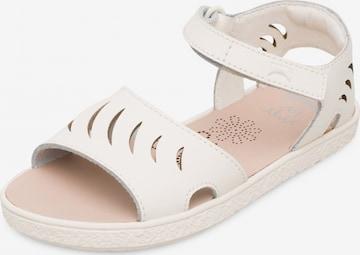 CAMPER Sandale 'Miko' in Weiß