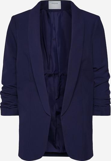 PIECES Blazer en bleu nuit, Vue avec produit