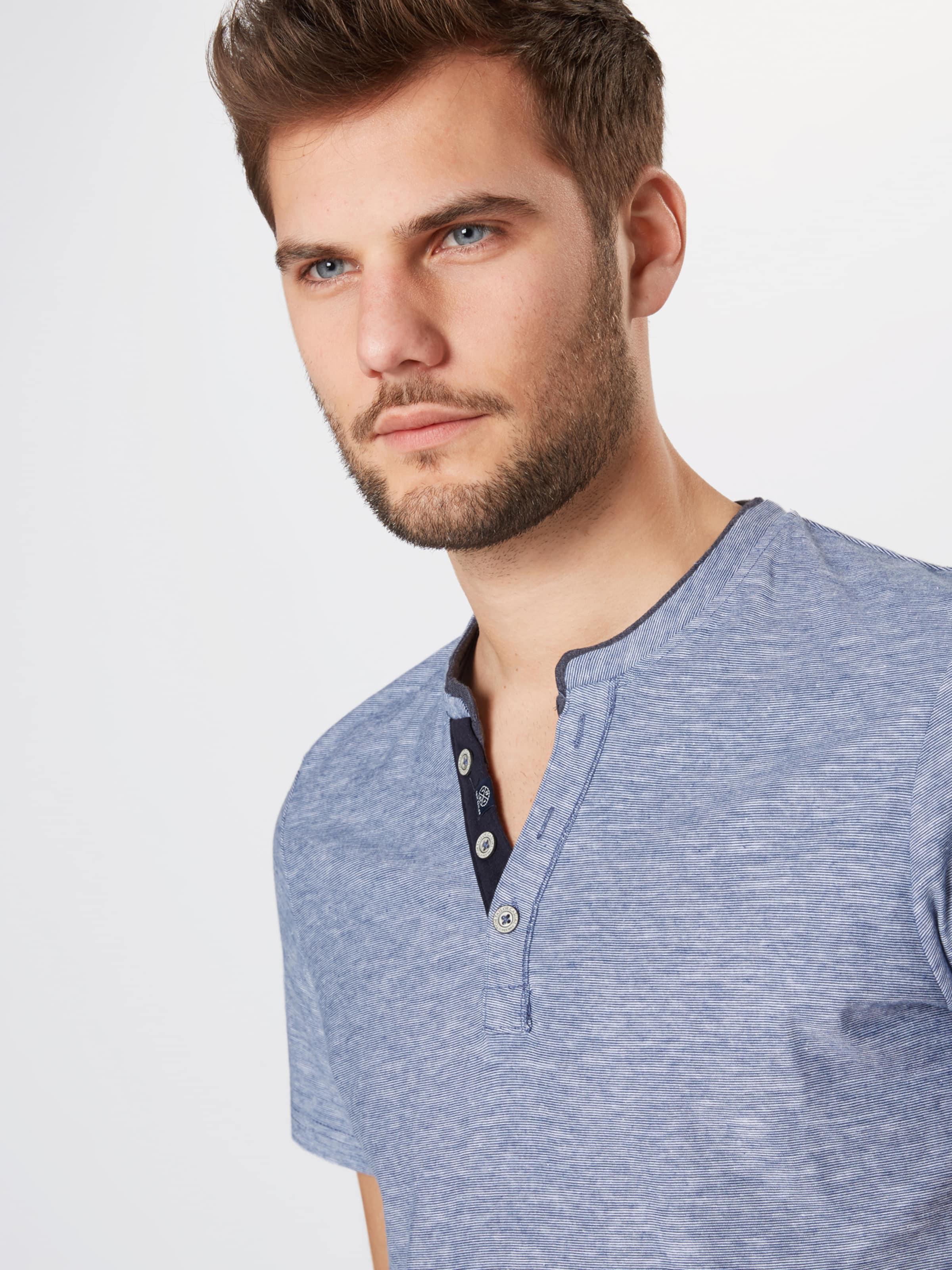 Tailor Bleu Tom Fumé shirt En T 5j3RqLcS4A