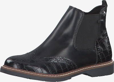 s.Oliver Stiefelette in schwarz, Produktansicht