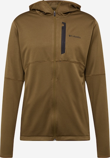 Sportinis džemperis 'Tech Trail™ FZ ' iš COLUMBIA , spalva - alyvuogių spalva, Prekių apžvalga