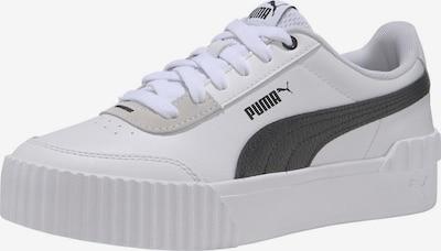 PUMA Sneakers laag 'Carina Lift' in de kleur Beige / Zwart / Wit, Productweergave