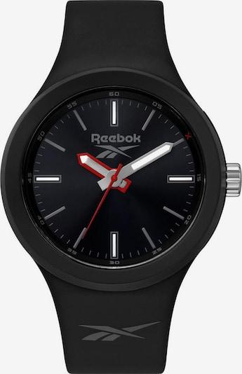 REEBOK Quarzuhr in schwarz, Produktansicht