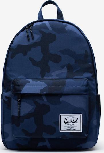 Herschel Mugursoma zils / tumši zils, Preces skats