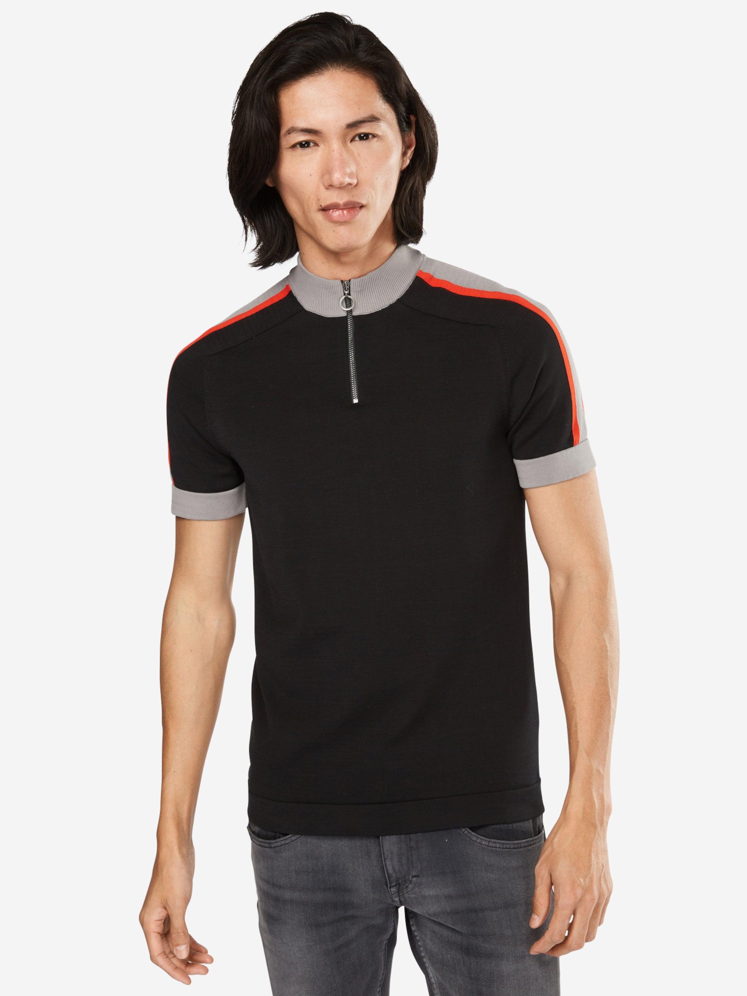 DRYKORN T-Shirt 'MALEK 407120' Billiges Outlet-Store Auslass Niedriger Versand Steckdose Billigsten Verkaufsfachmann Rabatt Extrem sOvbeUSM