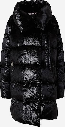 Maze Winterjas 'Bromela' in de kleur Zwart, Productweergave
