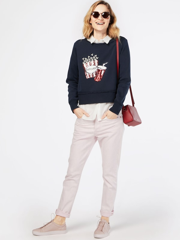ONLY Sweater 'SUNNY POPCORN'