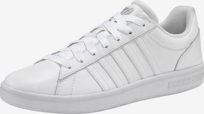 K-SWISS Sneaker 'Court Winston M' in weiß, Produktansicht