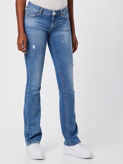 LIU JO JEANS Jeans 'B.UP REPOT REG.W.' in blue denim, Modelansicht