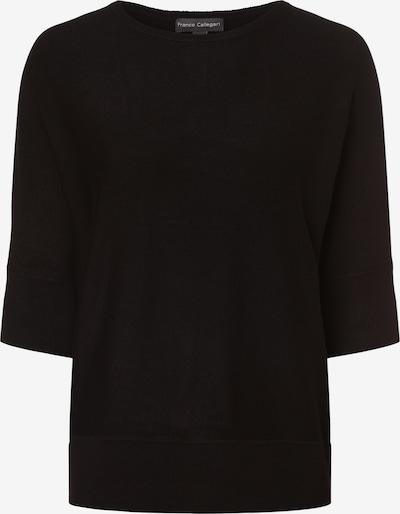 Franco Callegari Pullover ' ' in schwarz, Produktansicht