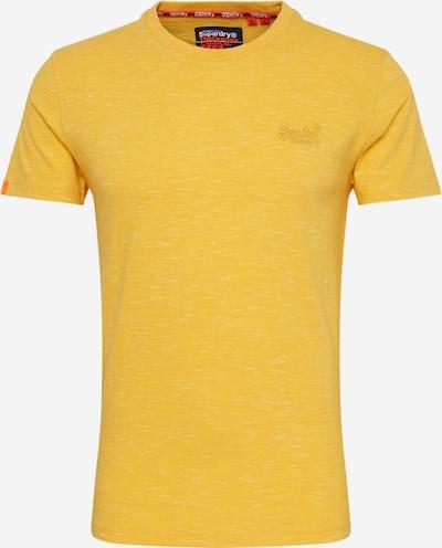 Superdry Shirt in gelb: Frontalansicht