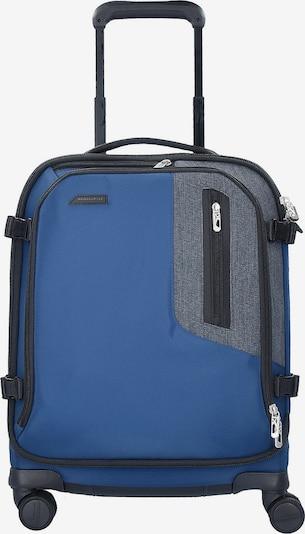 Briggs&Riley Kabinentrolley in blau, Produktansicht