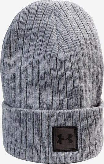 UNDER ARMOUR Beanie 'Truckstop 2.0' in grau, Produktansicht