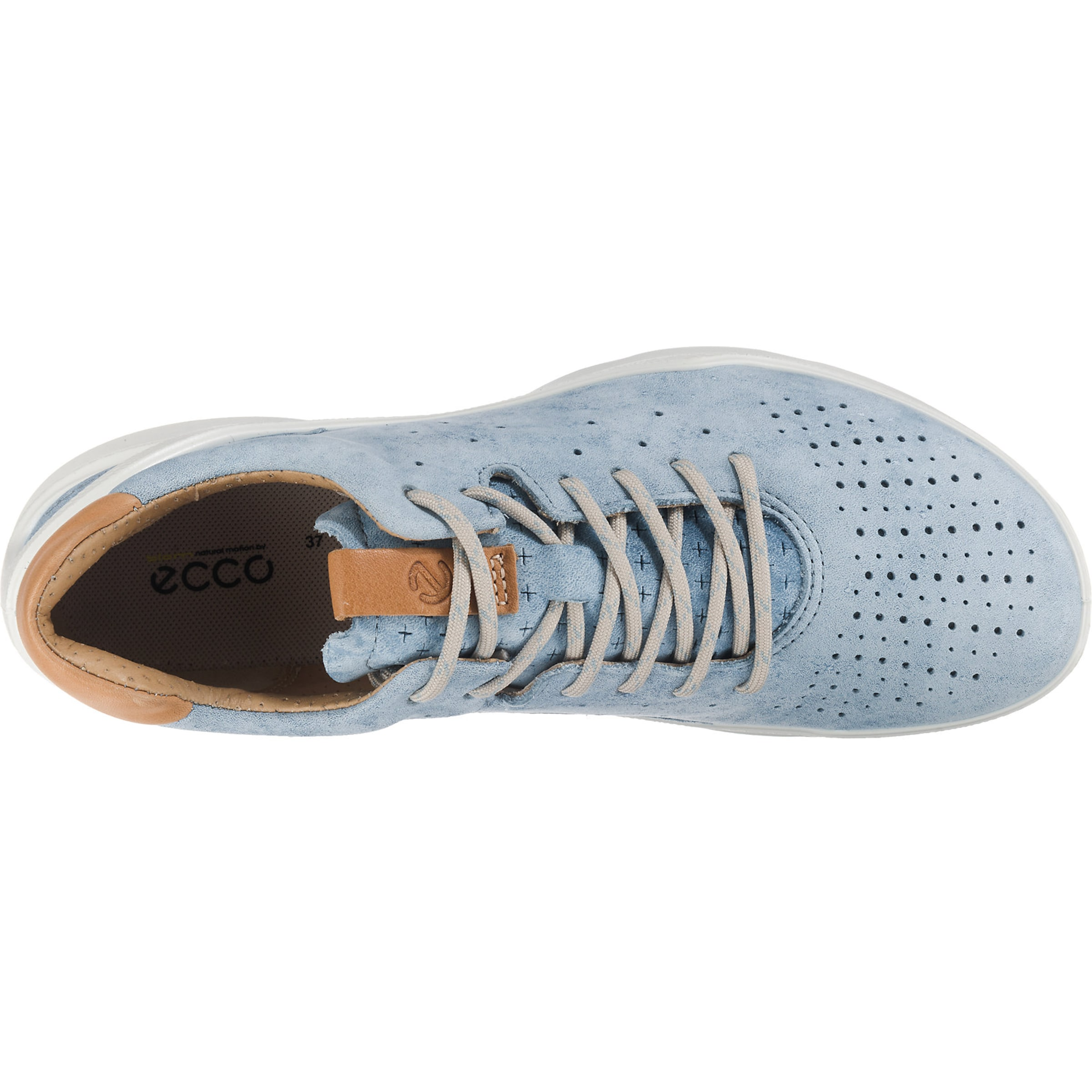 Ecco In HellblauHellbraun Sneakers 'biom Yak' Fjuel Yabuck Navy PkZuXi