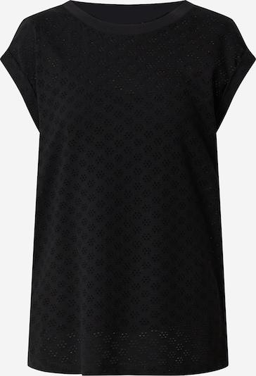 EDC BY ESPRIT Shirt in schwarz, Produktansicht