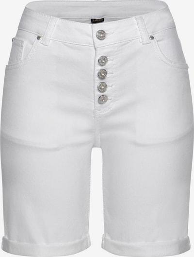 LASCANA Jeans i hvid, Produktvisning