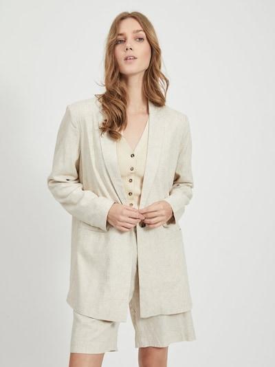 OBJECT Blazer in creme, Modelansicht