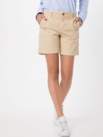 GAP Shorts in beige, Modelansicht