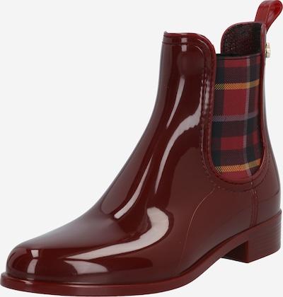 LEMON JELLY Stiefel 'Arleene' in burgunder, Produktansicht