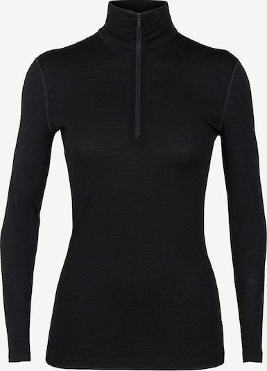 Icebreaker Shirt '200 Oasis LS' in schwarz, Produktansicht