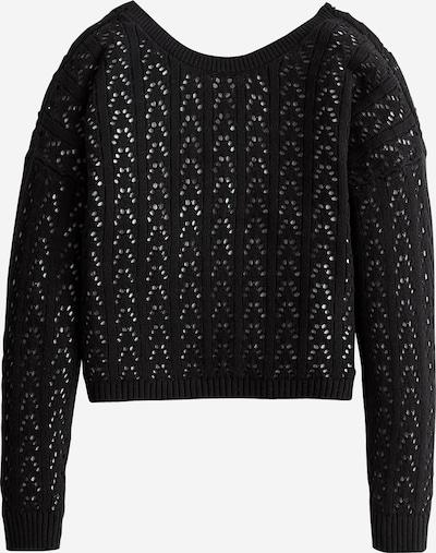HOLLISTER Pullover in schwarz, Produktansicht