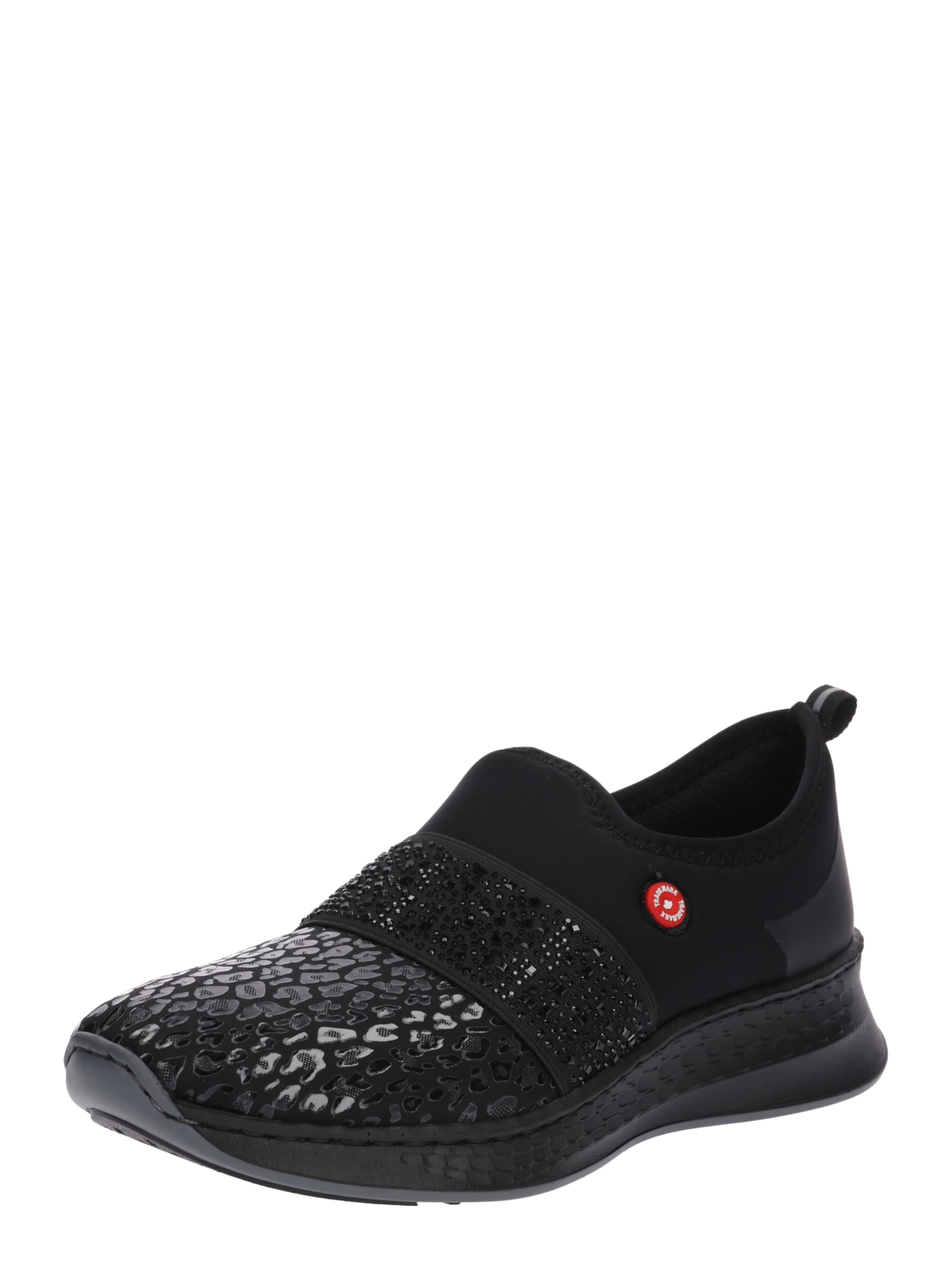 RIEKER Slipper im Sneaker-Look Günstige und langlebige Schuhe