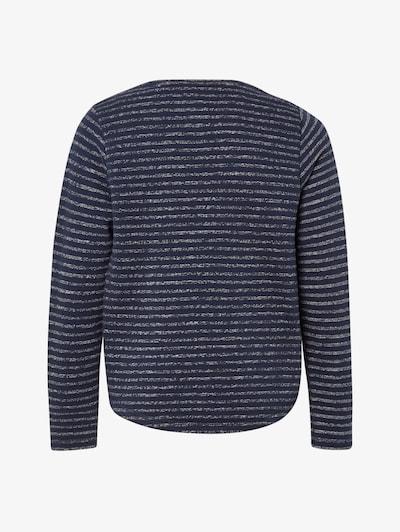 TOM TAILOR Sweatshirt in blau / grau, Produktansicht