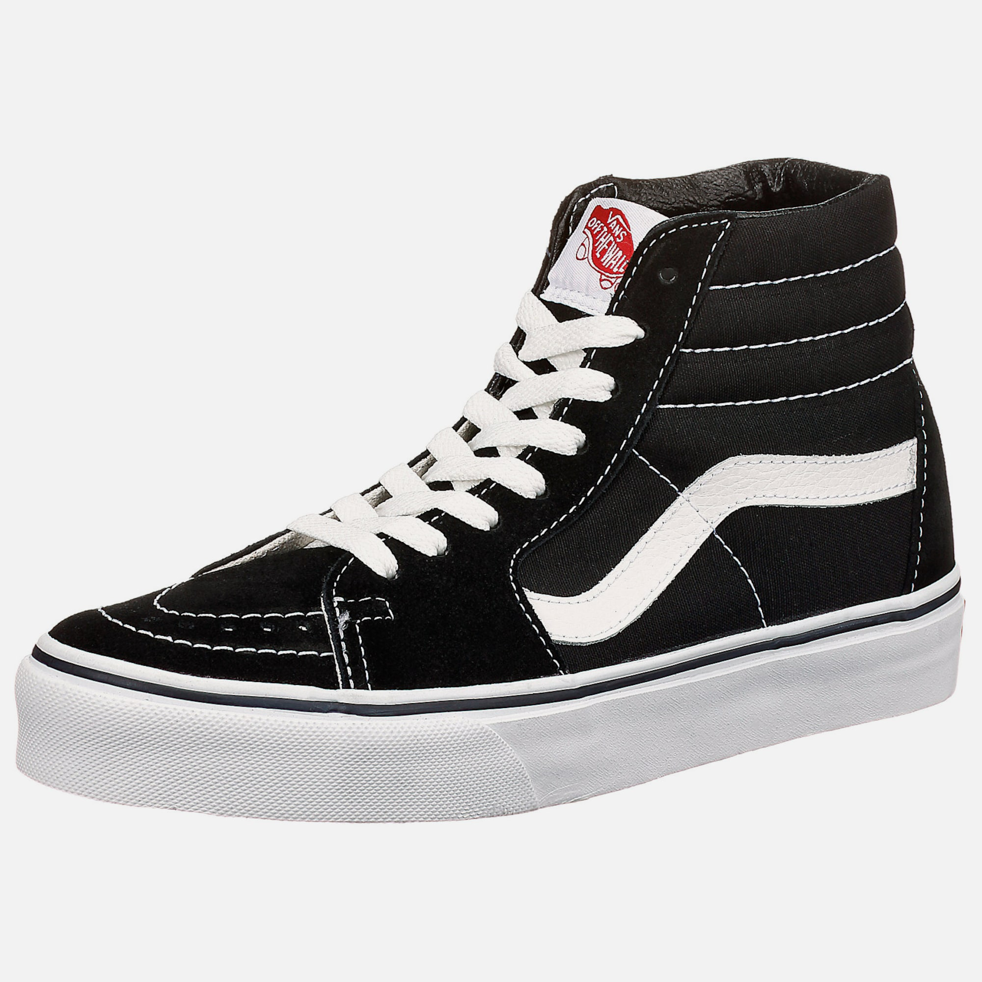 vans sk8 hi sneakers in schwarz about you. Black Bedroom Furniture Sets. Home Design Ideas