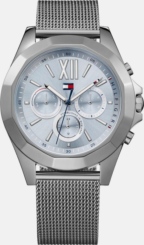 TOMMY HILFIGER Multifunktionsuhr 'Sophisticated Sport, 1781846'
