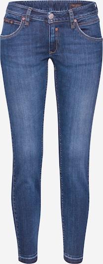 Herrlicher Jeans 'Touch Cropped Denim Powerstretch' in grey denim, Produktansicht