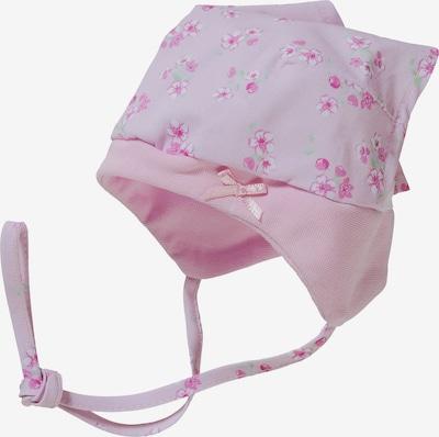 DÖLL Kopftuchmütze in rosa, Produktansicht