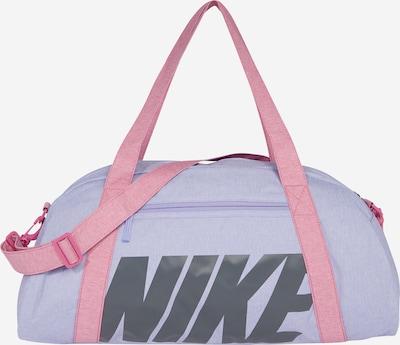 NIKE Sport-Tasche 'GYM CLUB' in lila / rosa / schwarz, Produktansicht