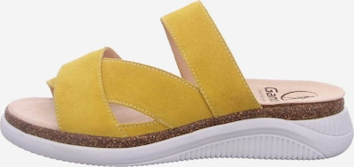 GANT Pantoletten in gelb, Produktansicht