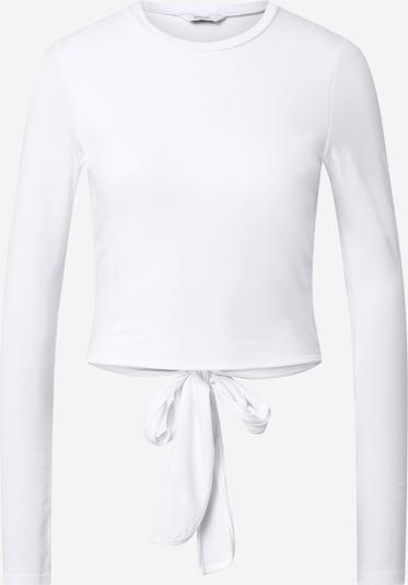Envii Tričko 'Entube' - bílá, Produkt