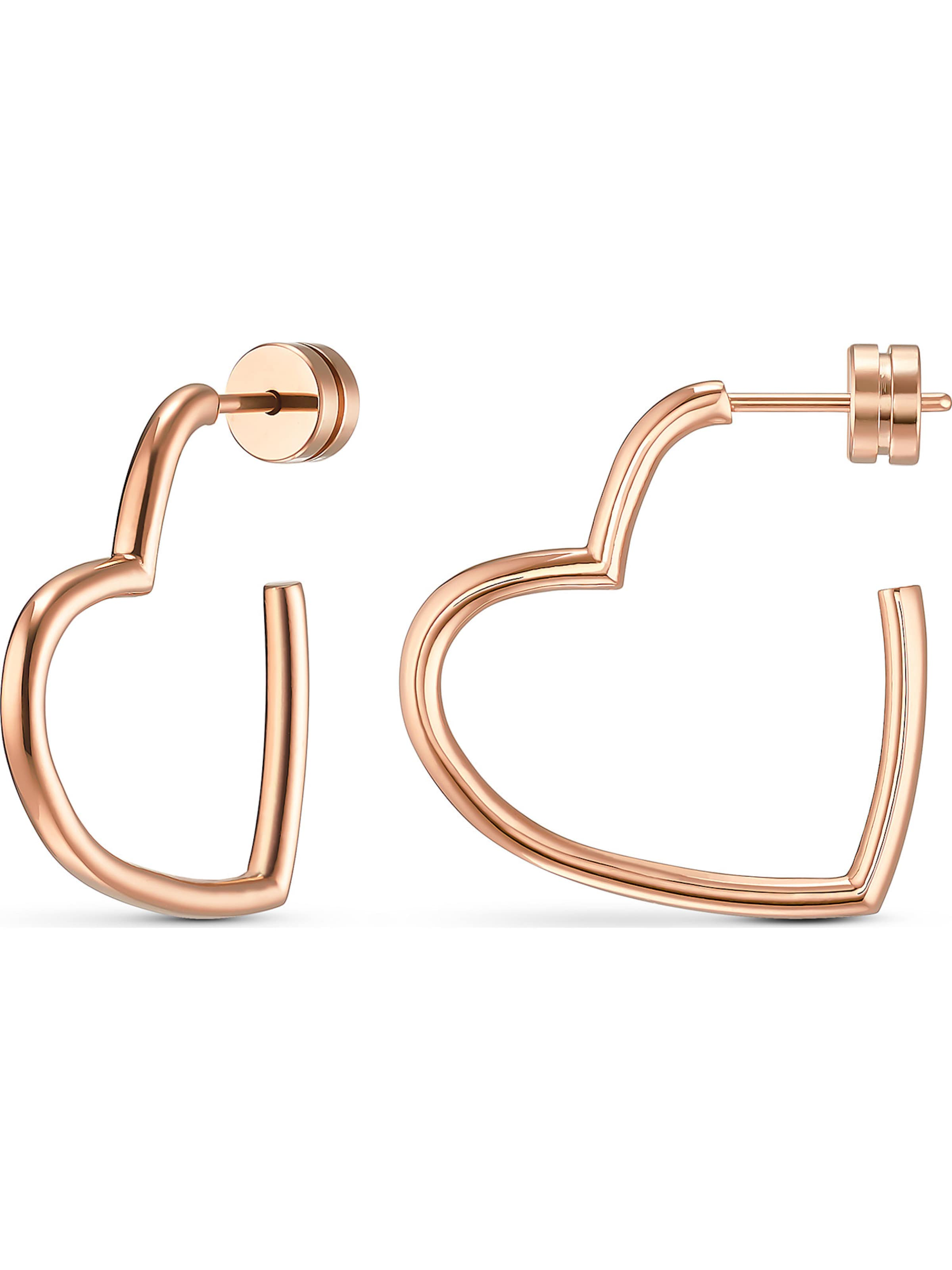 Guido Maria Kretschmer Jewellery Ohrstecker in rosegold
