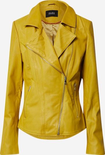 Ibana Tussenjas 'Waves' in de kleur Geel, Productweergave