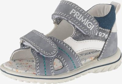PRIMIGI Sandalen in taubenblau / petrol, Produktansicht