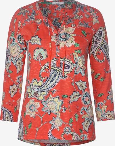 CECIL Shirt in orangerot, Produktansicht