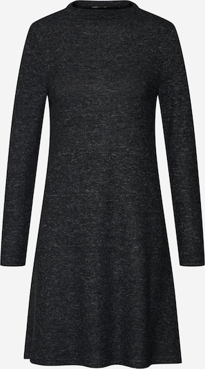 ONLY Robes en maille 'KLEO' en noir chiné, Vue avec produit